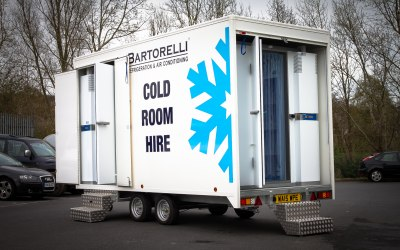 Bartorelli Refrigerated Trailers