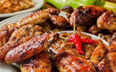 Jamaican Delights Chicken