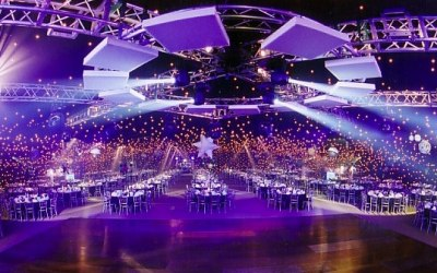 Charity Ball Large Scale Production by Wellpleased Events