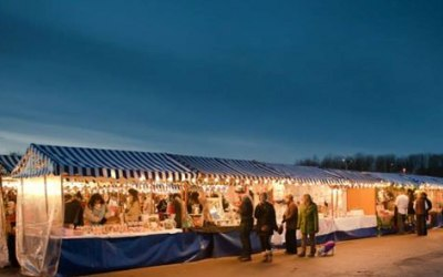 Market Stall Lighting & Power