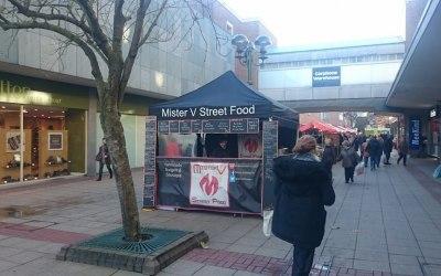 Mister V Street Food