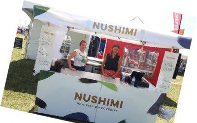 Nushimi Tuna Tataki Wild Alaskan Salmon