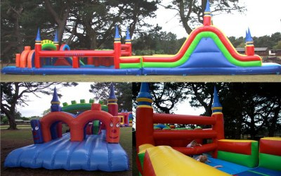 Bournemouth Bouncy Castles 5
