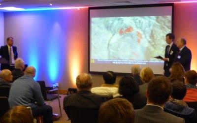 Investor presentation event in London