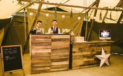 Speakeasy Libations York, North Yorkshire Mobile Bar Wedding Hire