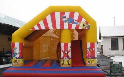Cromore Castles - Play 'n' Slide Bouncy Castle