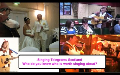 Singing Telegrams Scotland 4
