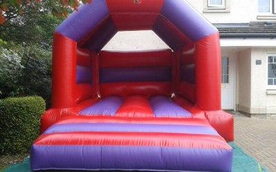 RD Bouncy Castle