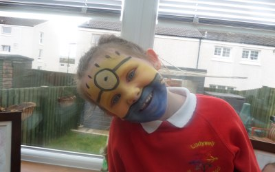Facepainting by Donna D