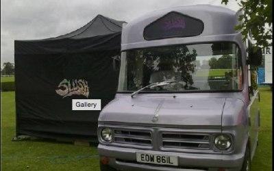 Slush Brothers Van