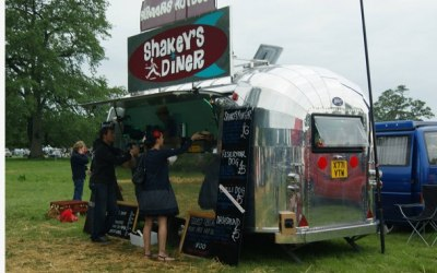 Shakey's Diner