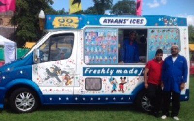 Ayaan Ices Ltd