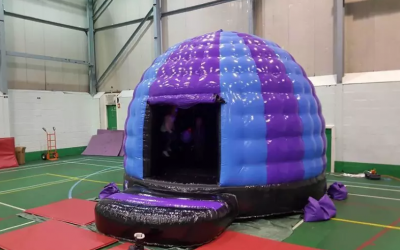 Absolutely Inflatables Bouncy Castle and Hot Tub Hire 2