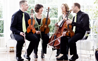 The String Quartet Company 1