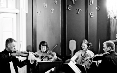 The String Quartet Company 4