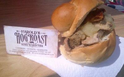 Harold's Hog Roast 2