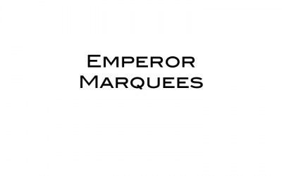 Emperor Marquees