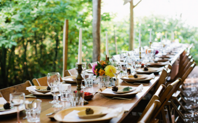 Beautiful woodland wedding in Sussex