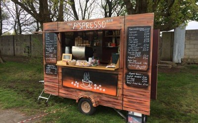 Retro Coffee The Espresso Bar
