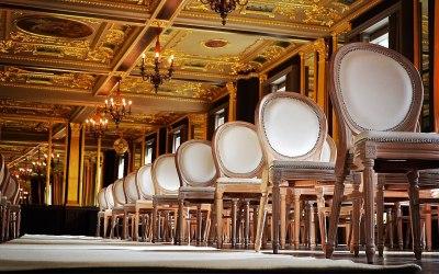Louis Chair Wedding Chair
