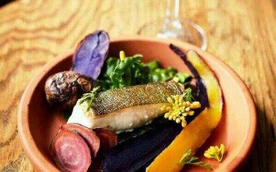 Selection of Dishes by Chef Damian Wawrzyniak