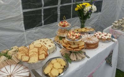 Vintage Tea Parties Northwest
