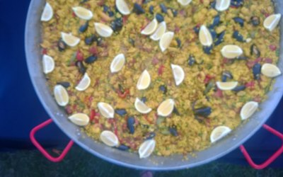 Big Dish Paella