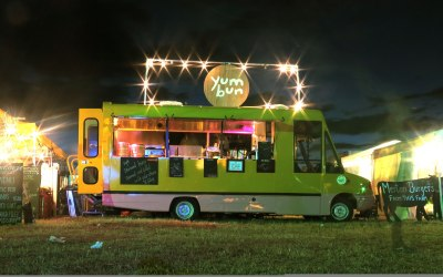 The Yellow Food Truck