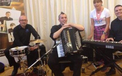 The Alan Crookston Ceilidh Band