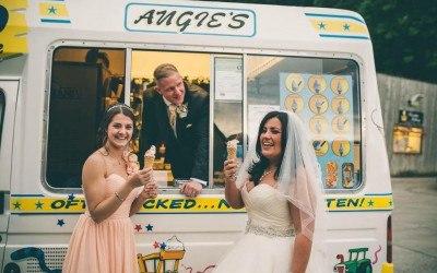Angies Ice Cream Hire Scarborough