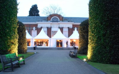 Berry Marquees Ltd