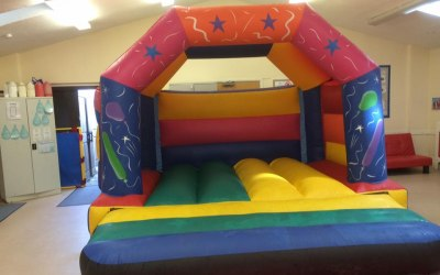 Jumping Jack's Bouncy Castle Hire 3