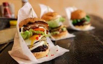 Burger time.