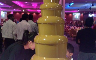 Chocolate Fountain Hire West Midlands