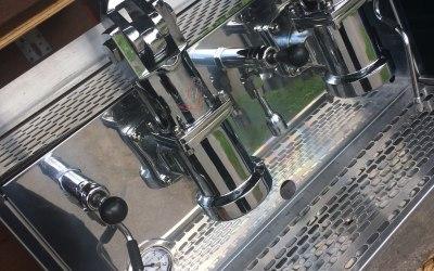 Pompeii MyWay espresso machine