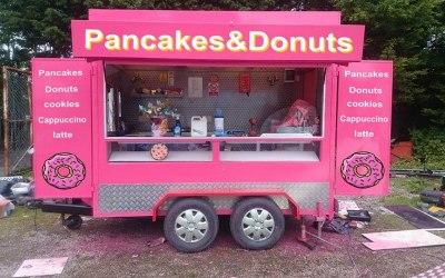 Dinky Donut van & more
