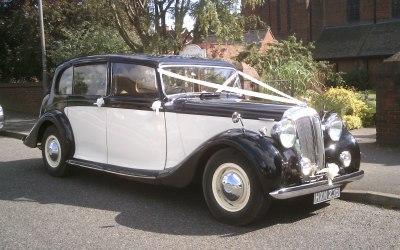Classic Wedding Wheels 1