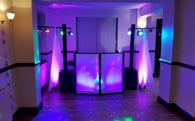 Purpledisco DJ and PA Eqpt Hire