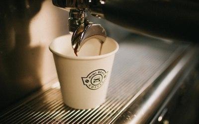 Mini Bean Espresso Pour