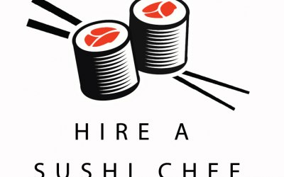 Hire a Sushi Chef
