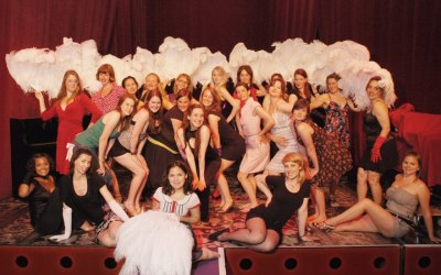 Academy of Burlesque and Cabaret 1