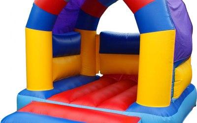 Alpha Bouncy Castle Hire Leeds 1