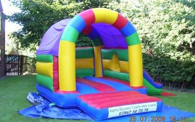 Alpha Bouncy Castle Hire Leeds 2