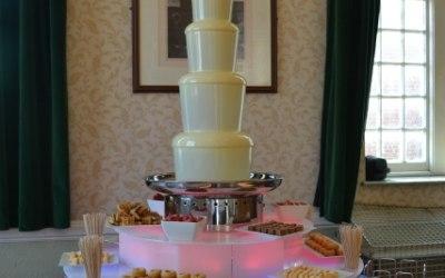 Chocolate Fountain Hire UK