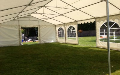 Fylde Party Marquee 2