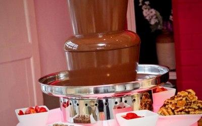Chocolate Fountain Hire Gloucestershire