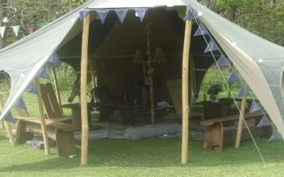 event tent hire