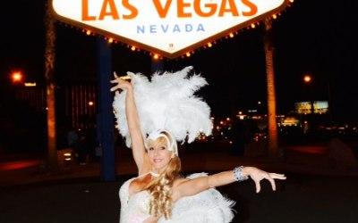 Showgirls UK in Vegas