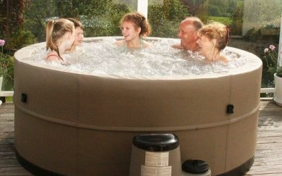 Hot Tub Hire Rhyl