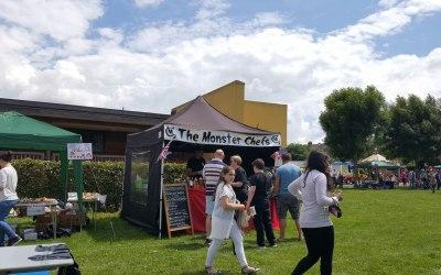 The Monster Chefs